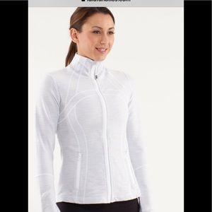 Lululemon define jacket denim